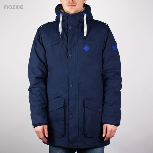 Куртка MAZINE Civil 2 (Peacoat, XL) цена и фото