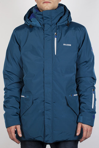 Куртка MAZINE Excursion Parka (Ink-Blue, XS)