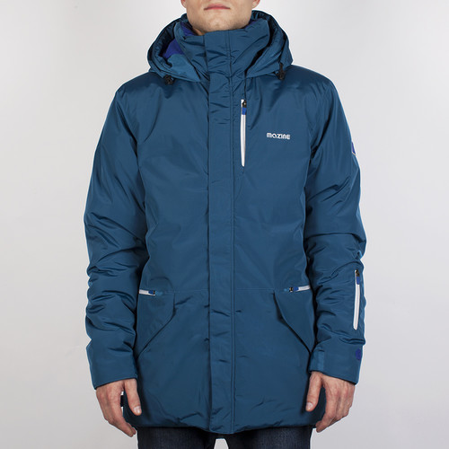 Куртка MAZINE Excursion Parka (Ink-Blue, XS) цена и фото