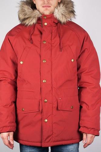 Куртка OBEY Montreal (Brick, S) куртка helium куртки короткие