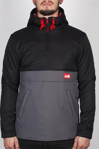 цена на Анорак SKILLS Fusion Membrana Plus Anorak (Black-Grey, XL)