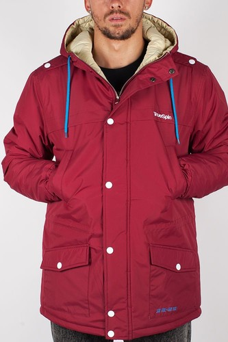 Куртка TRUESPIN Fishtail (Burgundy, 2XL)