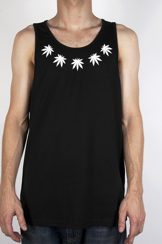 Майка CAYLER & SONS Fashion Killa Tank-top (Black-White, XL)