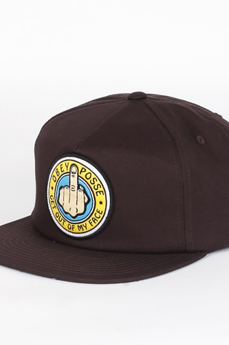 Фото - Бейсболка OBEY Out Here Snapback (Brown, O/S) бейсболка obey manchester snapback black o s