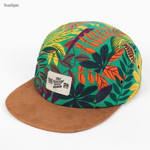 купить Бейсболка TRUESPIN Aloha (Green-Suede, O/S) по цене 545 рублей