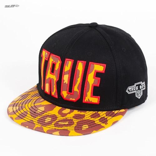 Бейсболка TRUESPIN Leopard (Black-Leopard, O/S) цена и фото