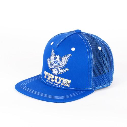 купить Бейсболка TRUESPIN Security (Royal, O/S) по цене 395 рублей