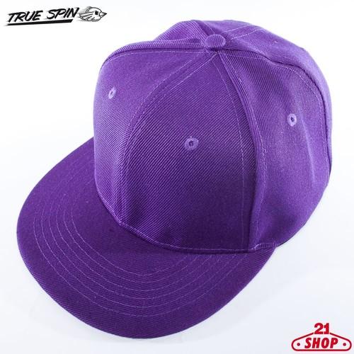 Бейсболка TRUESPIN Snap (Purple, O/S) цены онлайн