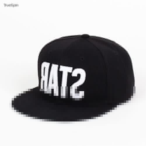 Бейсболка TRUESPIN Star (Black, O/S) шапка truespin abc fw15 black black w