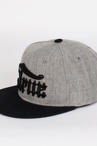 цена на Бейсболка TRUESPIN Vato Snapback (Dark-Grey-White, O/S)