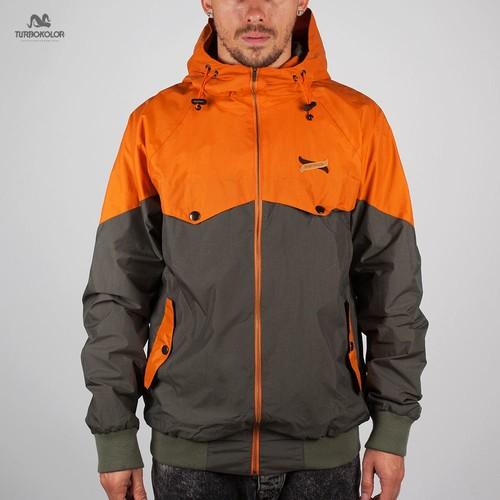 цена на Куртка TURBOKOLOR Ewald Jacket SS13 (Green-Orange, XL)