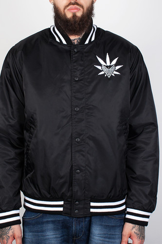 Куртка CAYLER & SONS V$A Baseball Jacket (Black/White, 2XL)