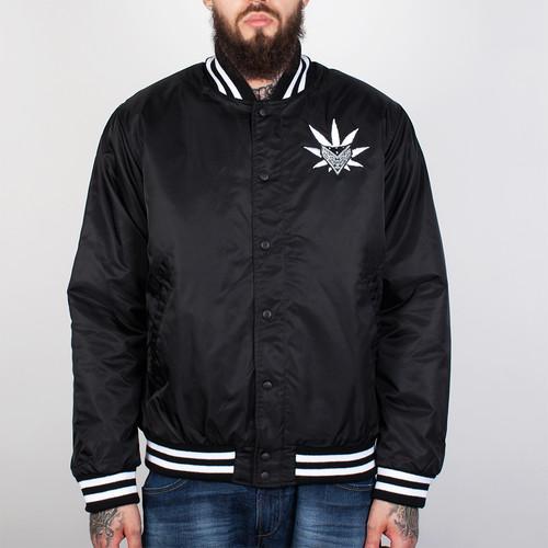 Куртка CAYLER & SONS V$A Baseball Jacket (Black/White, 2XL) майка backyard cartel purple white 2xl