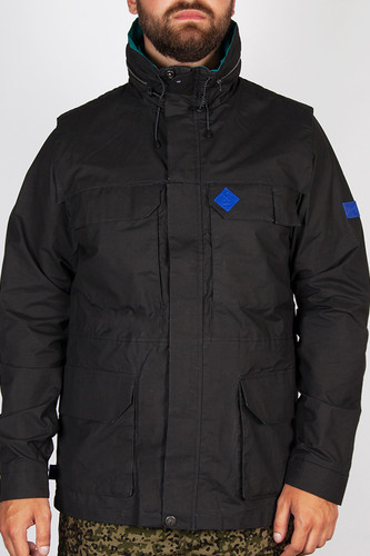 Куртка MAZINE Landry Jacket (Black-2, M)