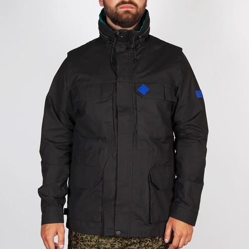 Куртка MAZINE Landry Jacket (Black-2, M) куртка mazine deep campus jacket all black xl