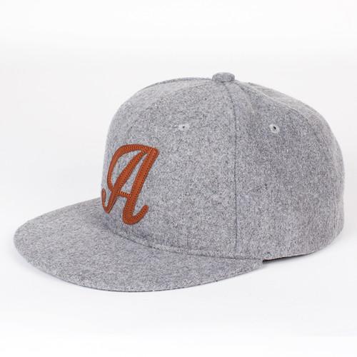 Бейсболка TRUESPIN ABC Wool Edition (Grey-E, O/S) пак бейсболка abc наушники truespin multi