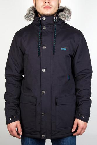 Куртка IRIEDAILY City Arctic Parka (Black-700, M)