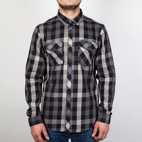 Рубашка IRIEDAILY Valle LS Shirt (Black-700, XL) недорго, оригинальная цена