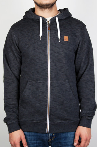 Толстовка IRIEDAILY Desire Stripe Zip Hood (Black-700, L) цена