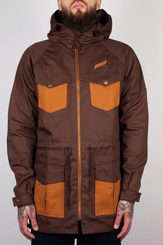 Фото - Куртка TURBOKOLOR Ewald Plus Jacket FW14 (Brown/Brown, L) куртка женская trussardi цвет темно синий 36s00158 blue night размер l 46 48