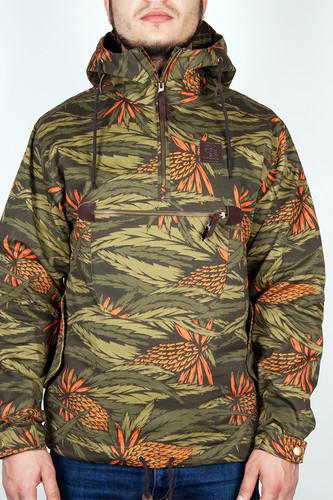 Анорак TURBOKOLOR Freitag Jacket FW14 (Cone Print, 2XL)