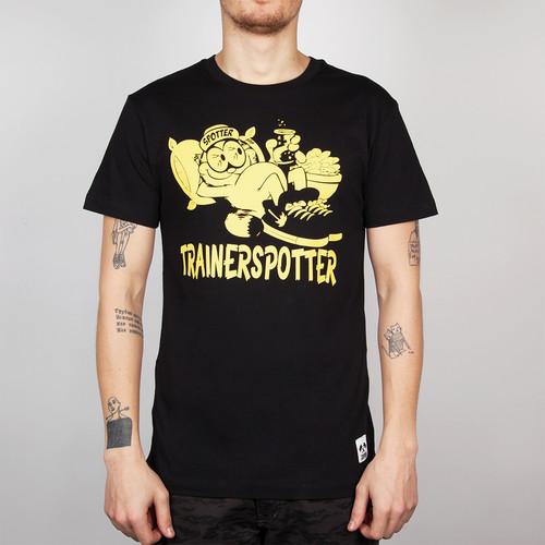 Футболка TRAINERSPOTTER Chilax T-shirt (Black-A, XL) цена