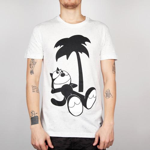 купить Футболка TRAINERSPOTTER Felix Chilled T-shirt (White-A, L) по цене 554 рублей
