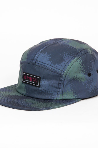 Бейсболка MISHKA Kirby Camo 5-panel (Camo, O/S) бейсболка backyard cartel icon 5 panel camo o s