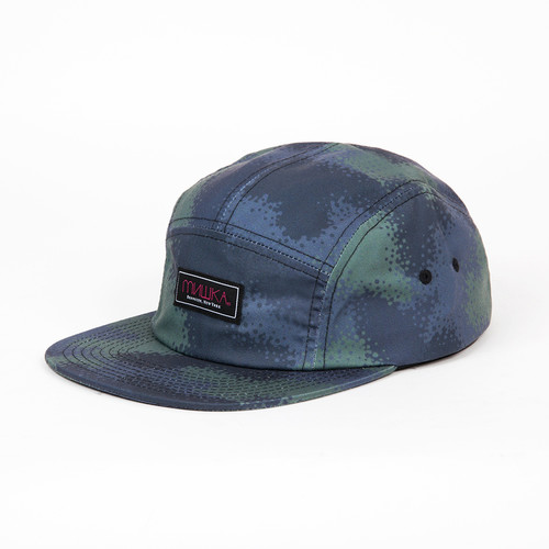 Бейсболка MISHKA Kirby Camo 5-panel (Camo, O/S) бейсболка mishka chaifned 5 panel black o s