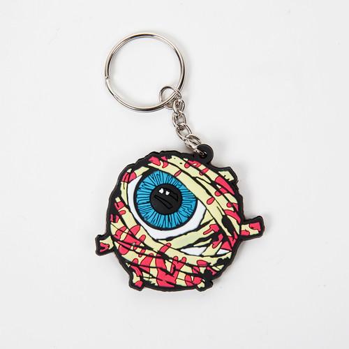 Брелок MISHKA Gazin Mummy Keep Watch Rubber Keychain (Multi)