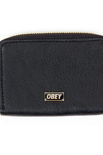 цена на Кошелек OBEY Drexel Coin Wallet (Black)
