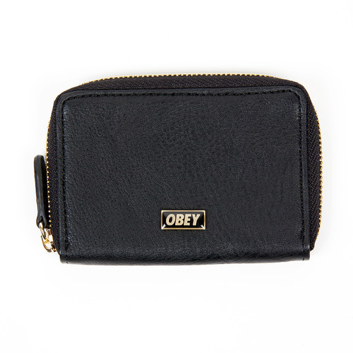 Кошелек OBEY Drexel Coin Wallet (Black) цена