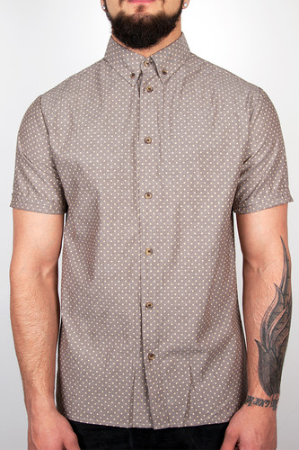 Рубашка REVOLUTION 3348 (Grey, M)