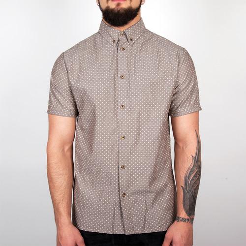 купить Рубашка REVOLUTION 3348 (Grey, M) дешево