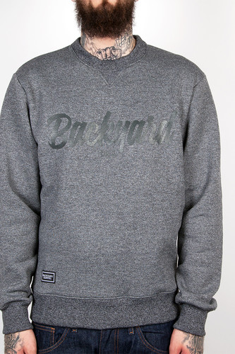 Толстовка BACKYARD CARTEL Neat (Dark Grey Heather, S) толстовка backyard cartel terra dark grey heather xl