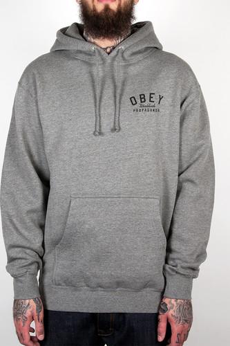 Толстовка OBEY Worldwide Prop. (Grey Camo, L)