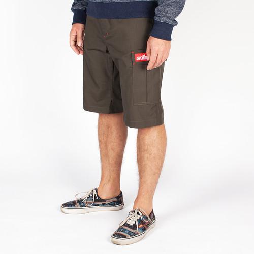 купить Шорты SKILLS Cargo Shorts (Khaki-Ripstop, S) по цене 1155 рублей