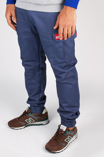 Брюки SKILLS Chino Pockets (Indigo, XL)