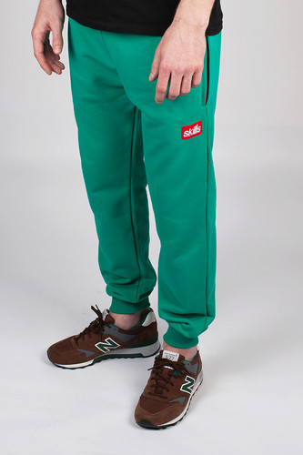 Брюки SKILLS Light Sweatpants (Green, S)