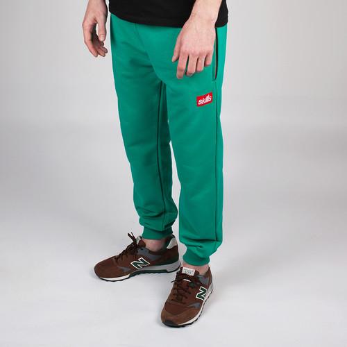 Брюки SKILLS Light Sweatpants (Green, S)