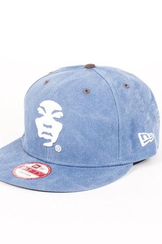 Бейсболка SUPREMEBEING Icon Snap (Wash-Blue, O/S) ветровка supremebeing renna wash blue xl
