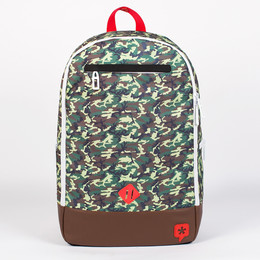 Рюкзак TRUESPIN Duckdown Small Camo/Red фото 2