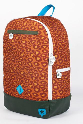 Рюкзак TRUESPIN Leopard (Leopard/Hunter Green)