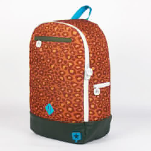 Рюкзак TRUESPIN Leopard (Leopard/Hunter Green) цена и фото