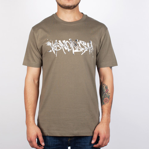 Футболка PYROMANIAC Vandalism (Olive, XL) футболка pyromaniac odb white xl