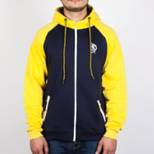 Толстовка PYROMANIAC Smooth (Navy/Yellow, XL) толстовка pyromaniac smooth navy yellow xl