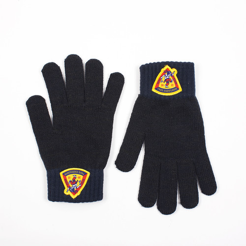 Перчатки TRUESPIN Angry Peanut Touchgloves (Navy, O/S)