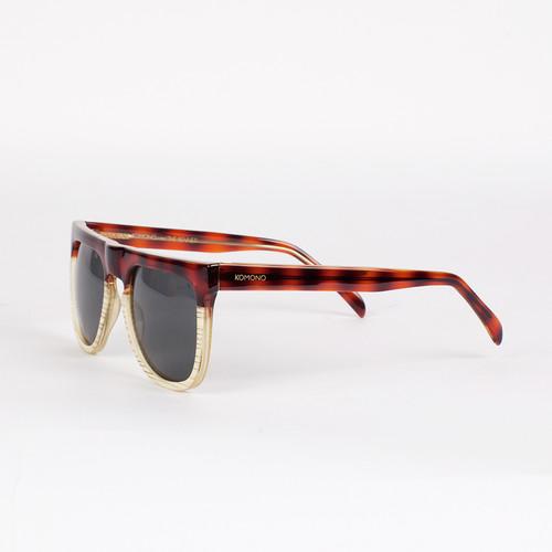 Фото - Очки KOMONO Bennet (Brown-Tortoise-Ivory) очки komono hippolyte black tortoise