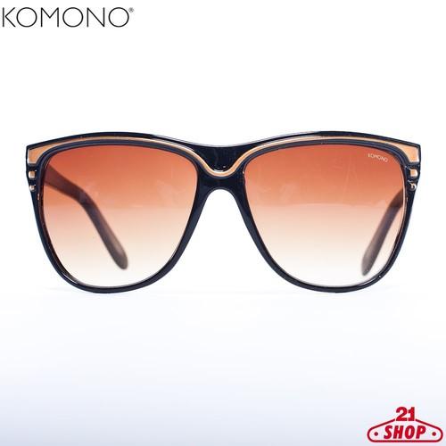 Фото - Очки KOMONO Luna (Black) очки komono hippolyte black tortoise