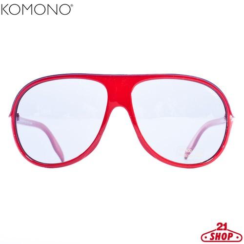 Очки KOMONO Maverick (Red)